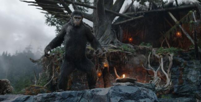 Maymunlar Cehennemi Vizyonda