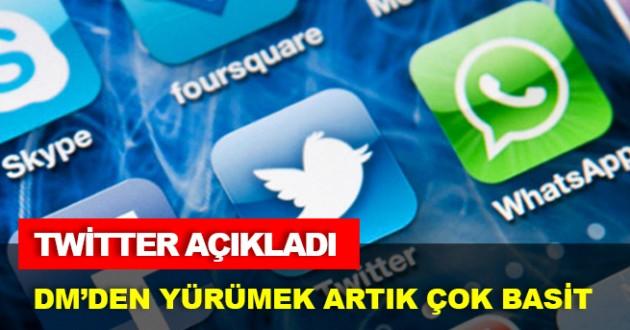 Twitter'dan Köklü Değişim