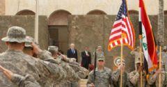 ABD, Irak'a Askeri Danışman Gönderdi!