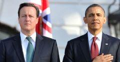 Obama, Cameron ile Görüştü