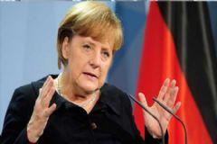 Almanya Başbakanı'na Kriptolu Cep Telefonu