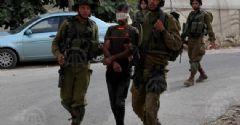 585 Filistinli Gözaltında
