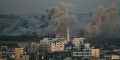 İsrailden Hava Saldırısı