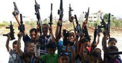 Suriye, Çocuklar İçin  Dünyanın En Tehlikeli Yerlerinden Biri