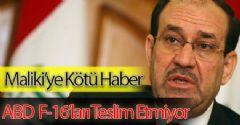 ABD'den Maliki'ye Kötü Haber