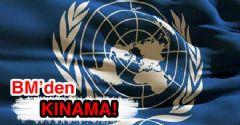 BM'den Kınama