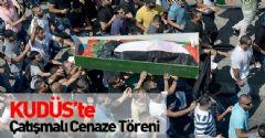 Çatışmalı Cenaze Töreni