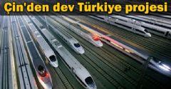 Çin Kafayayı Türkiye'ye taktı