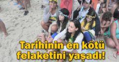 Brezilya Şokta Halk Plajlarda Ağlıyor