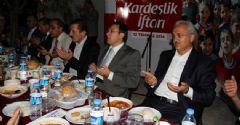 Erzincan Belediye Başkanı'ndan Yetimlere İftar