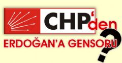 CHP Gensoru Verecek