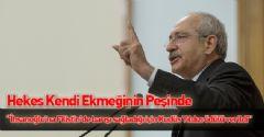 Kılıçdaroğlu: Mahalle kabadayılığıyla bu sorunlar çözülmez