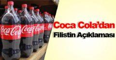 Coca-Cola'dan Gazze Açıklaması