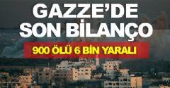 Gazze'de Son Bilanço