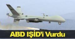 ABD IŞİD'i Vurdu