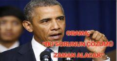 Obama: 'Irak'ta hükümet kurulması önemli'