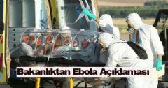 İstanbul'da Ebola Paniği