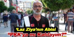 Laz Ziya'nın Ağabeyi Kalacak Yer Bulamıyor