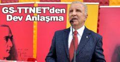 'Türkiye'nin İlk Akıllı Futbol Stadyumu Olacak'