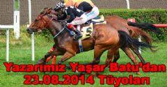 23 Ağustos At Yarışı Tahminleri