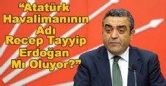 Atatürk Havalimanının Adı Değişiyor