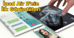 ipad Air 2 Geliyor