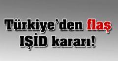 Türkiye IŞİD Kararının Altına İmza Atmadı