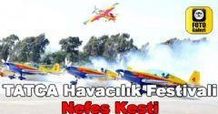2. TATCA Havacılık Festivali Gerçekleştirildi