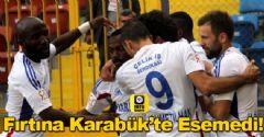 Trabzonspor Yenildi!