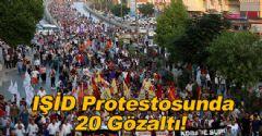 Mersin'de 20 Kişi Gözaltına Alındı!