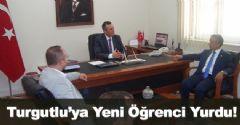 Turgutlu'ya Yeni Bir Öğrenci Yurdu!