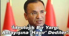 Adalet Bakanı Bozdağ HSYK Seçimini Değerlendirdi!