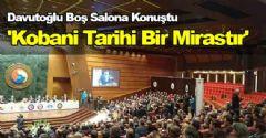'Kobani Tarihi Bir Mirastır'