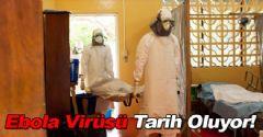 Ebolayla Mücadelede Kritik Gelişme!