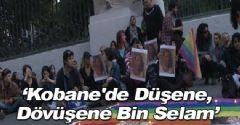 LGBTİ'lerden Kobani Desteği!