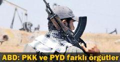 'PKK İle PYD Aynı Değil'