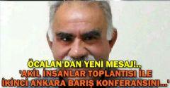 Abdullah Öcalan'dan Mesaj Var!