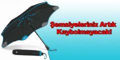 Şemsiyeniz Artık Kaybolmayacak!
