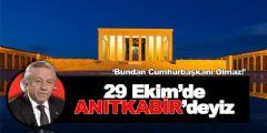 MHP 29 Ekim'de Cumhurbaşkanlığı Sarayı'na Gitmeyecek