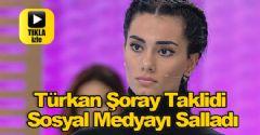 Türkan Şoray'a benzetilen Bu Tarz Benim yarışmacısı Nur Bozar kimdir?  Bu Tarz Benim 25 Ekim Nur Bozar