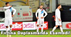 Akhisar Belediyespor-Trabzonspor Maç Sonucu: 1-1
