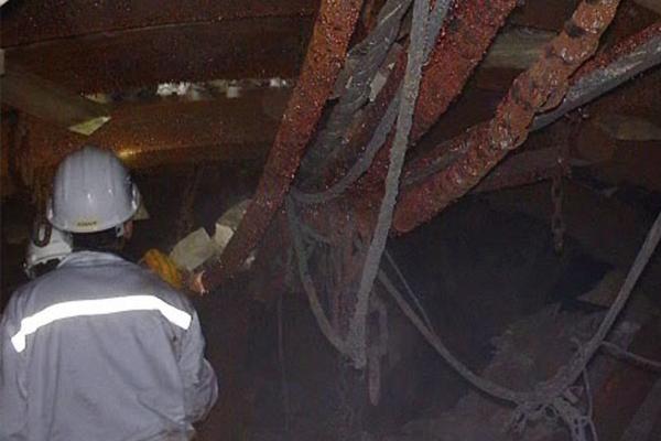Milletvekilleri Soma'daki Madene Girdi!