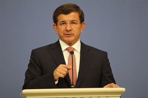 Başbakan Davutoğlu Açıklamalarda Bulundu!