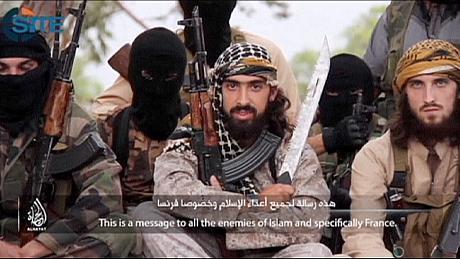 IŞİD'den Fransız Müslümanlara Çağrı