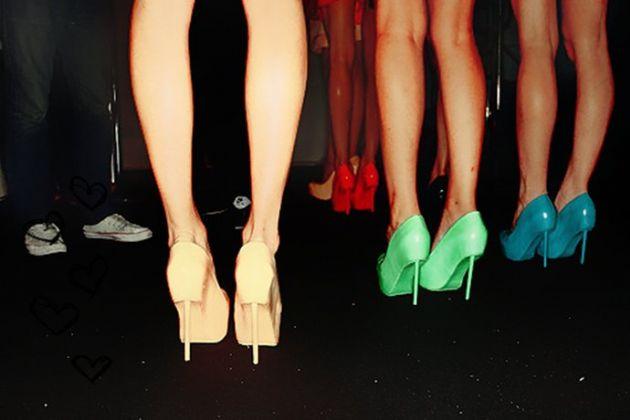 Topuklu Ayakkabının Erkekler Üzerindeki Etkisi