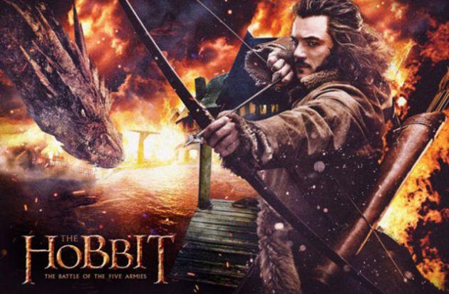 Hobbit 5 Ordunun Savaşı Fragmanı İZLE