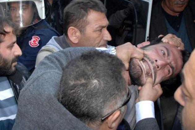 Polisin Elini Ağzına Soktuğu Genç Konuştu!