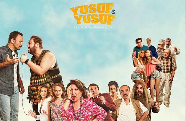 Yusuf Yusuf filmi fragmanı yayınlandı. Yusuf Yusuf Filmi Vizyon Tarihi. Yusuf Yusuf Fragman İzle