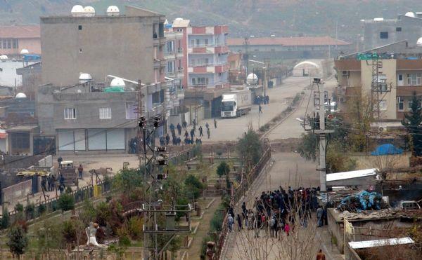 Cizre'de Silahlı Çatışma