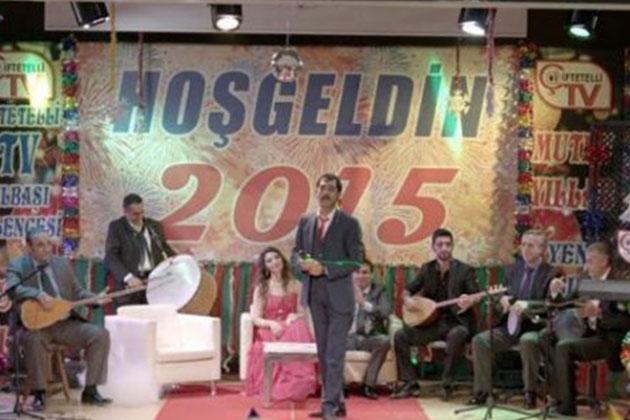 Ankara'nın Dikmeni'nde Ankaralı Turgut Show İZLE